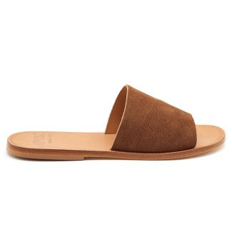 Mules Sole Marrone-000-012321-20