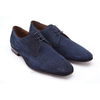 Derby Shoes Pescara Kid Blu Navy-000-012107-20