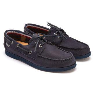 Boat Shoes 77 Racing Montana Navy-000-012518-20