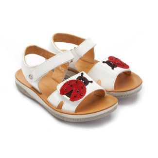 Sandals 5735 Vernice Bianco-001-000888-20