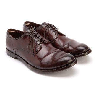 Derby Shoes Anatomia 60 Bordo-000-012503-20