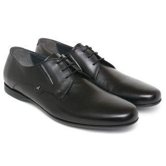 Men's Derby Shoes Apia 3659 Nappa Nero