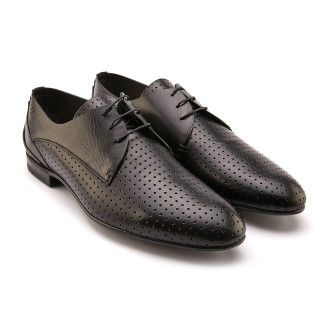 Men's Derby Shoes FABI FU8962 Nero