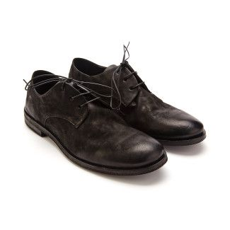 Men's Lace Up Shoes APIA Lukas Nero