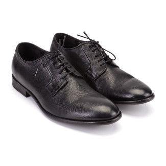Men's Lace Up Shoes APIA Fado 01 Black