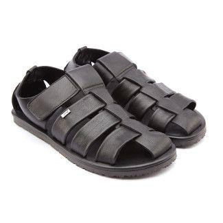 Men's Sandals APIA Marmi Nero