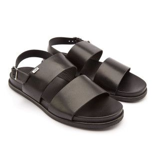 Men's Sandals APIA Venere Vac. Nero