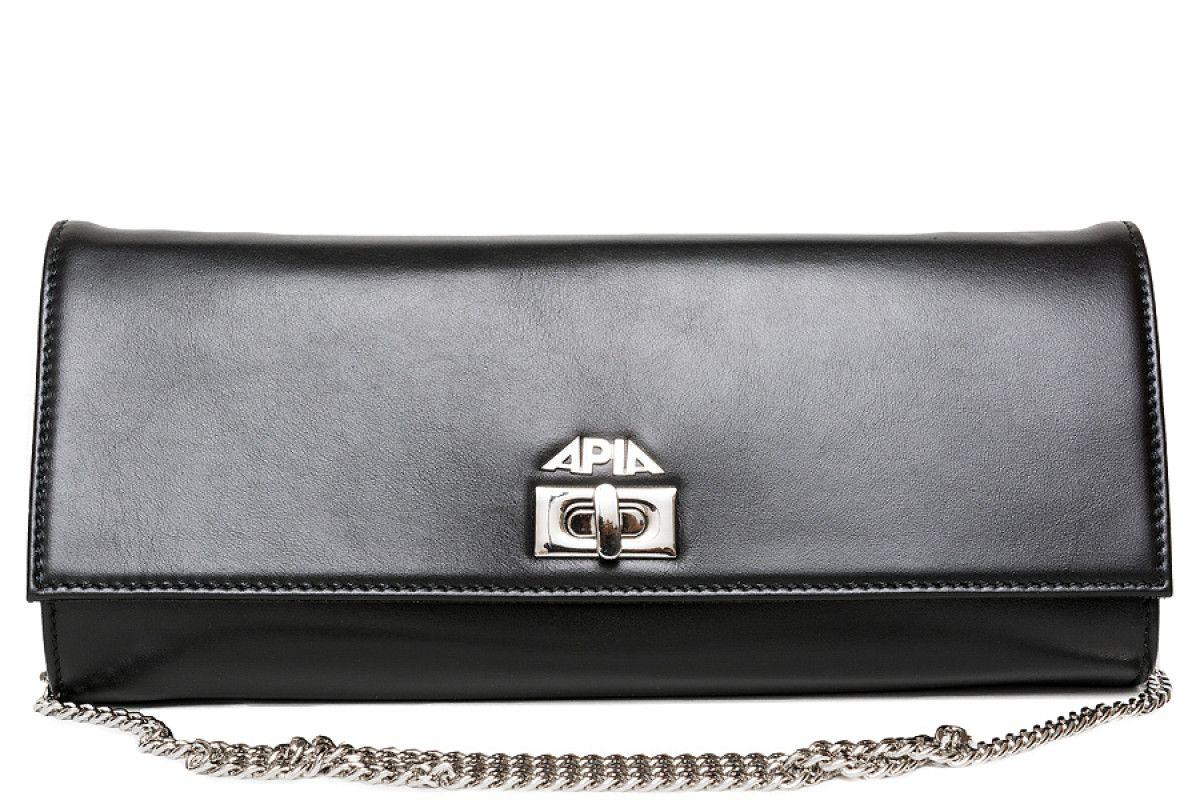 Women's Bag  APIA 3206 Tender Soft Nero