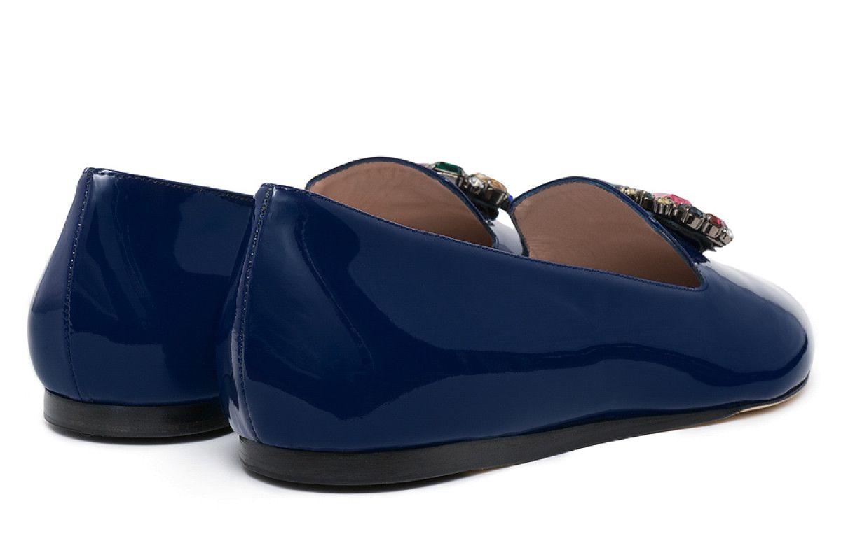 Women's Loafers Apia Aurelia Navy