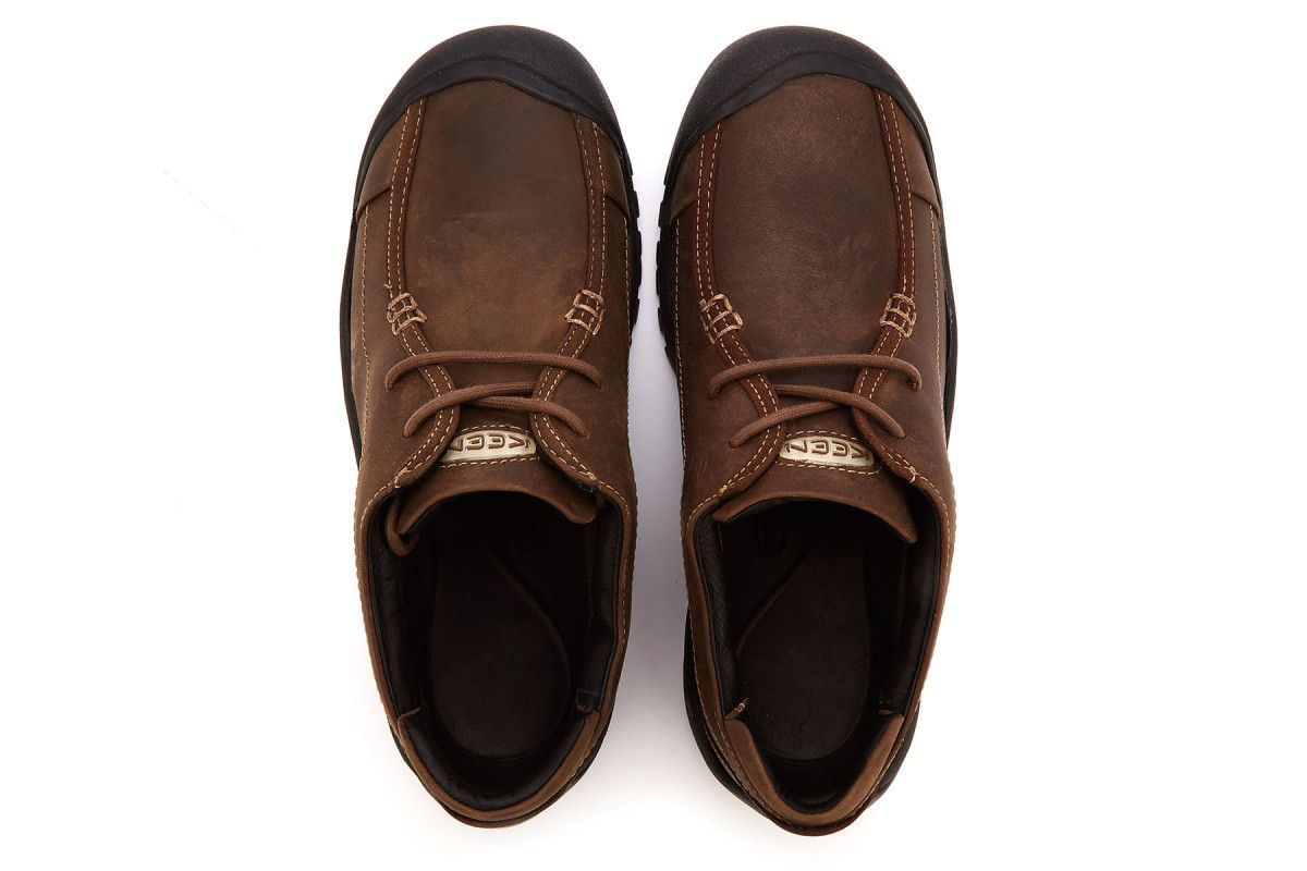 Men's Shoes KEEN Portsmouth Dark Earth