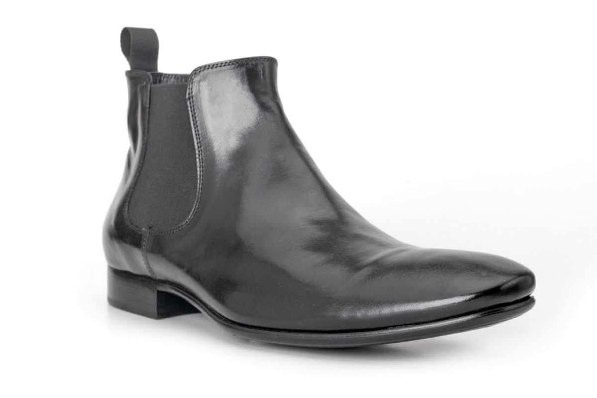 Men's Jodhpur Boots Officine Creative 607/62 Nero