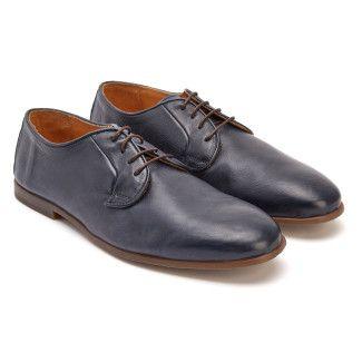 Derby Shoes Hubert K VIit. Blu-000-012531-20