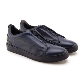 Men's Slip On Sneakers FABI FU8735 Blu