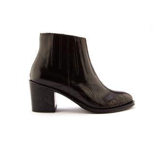 Women's Ankle Boots JO GHOST 1320 Div.Nero