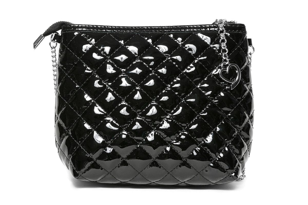 Women's Bag 210 Apia 2466 Rom20 Boemia Nero Nk