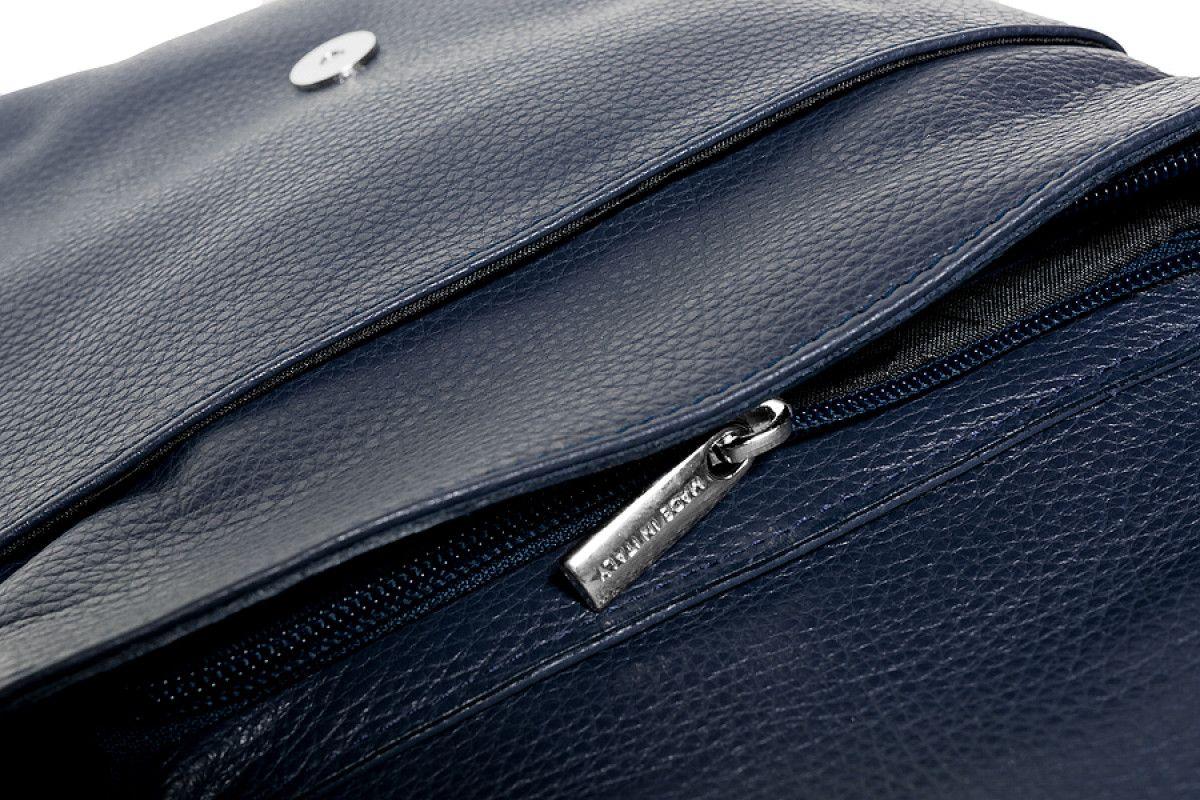 Men's Bag APIA 123 Robertone Blu