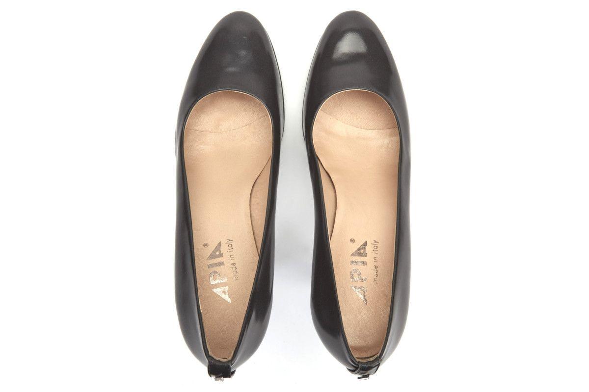 Women's Pumps Apia Adele 75 Dark Grey