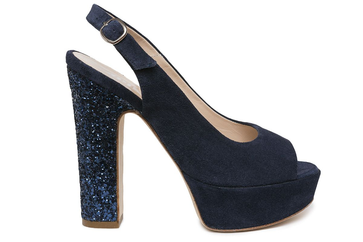 Women's Peep Toe Platform Sandals Apia Pe4588 Vel Space