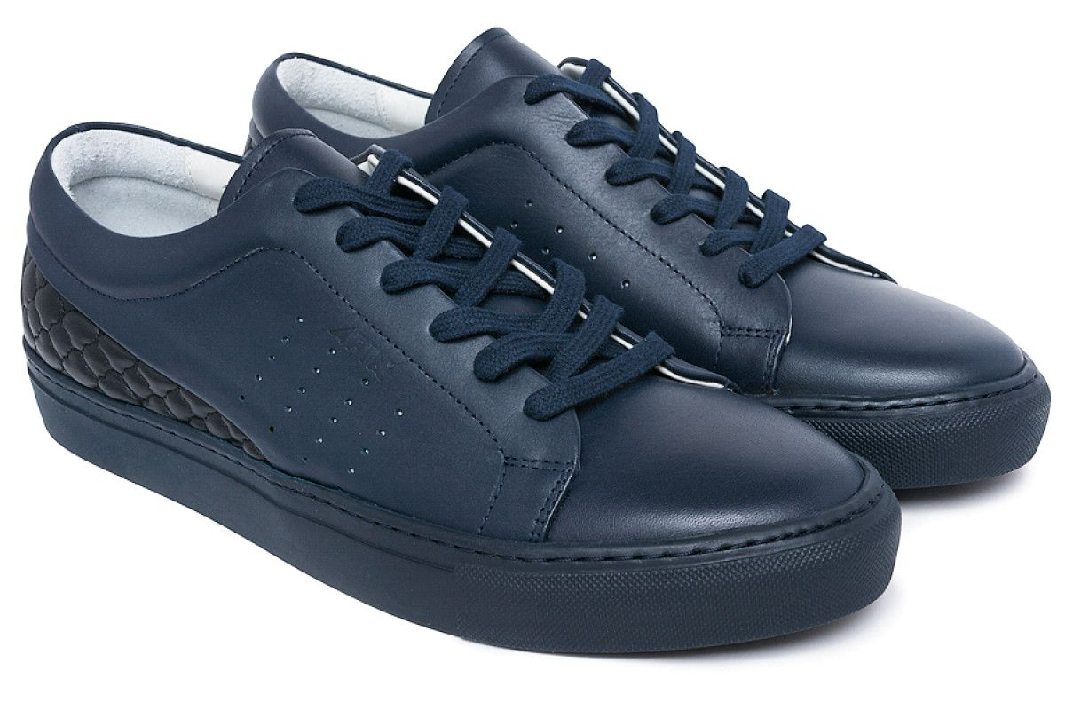 Men's Sneakers Shoes Apia 1513 Blue