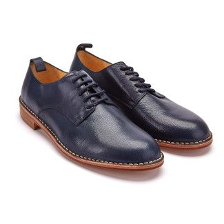 Derby Shoes Ideo Navy-000-011820-20