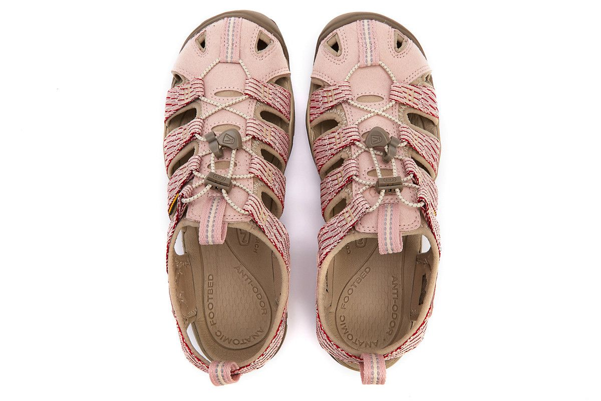 eb020a47222 Women's Sandals KEEN Clearwater CNX Sepia Rose/Tur Do - APIA IE
