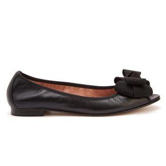 Peep-toe Pumps Kris Nero-000-012459-20