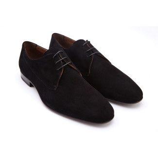 Derby Shoes Pescara Kid Nero-000-012108-20