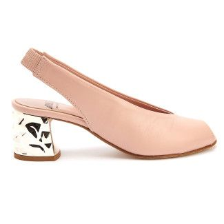 Block Heel Pumps Maja O Blush-000-012452-20