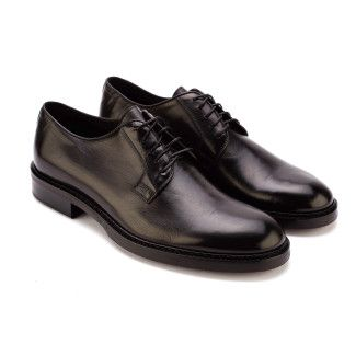 Men's Derby Shoes APIA Doktor Nero