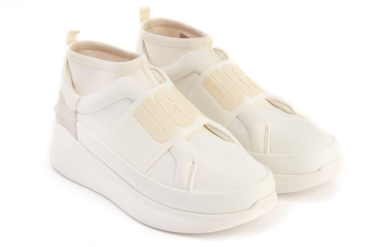 f7758a19d82 Women's Platform Sneakers UGG Neutra Sneaker Coconut Milk