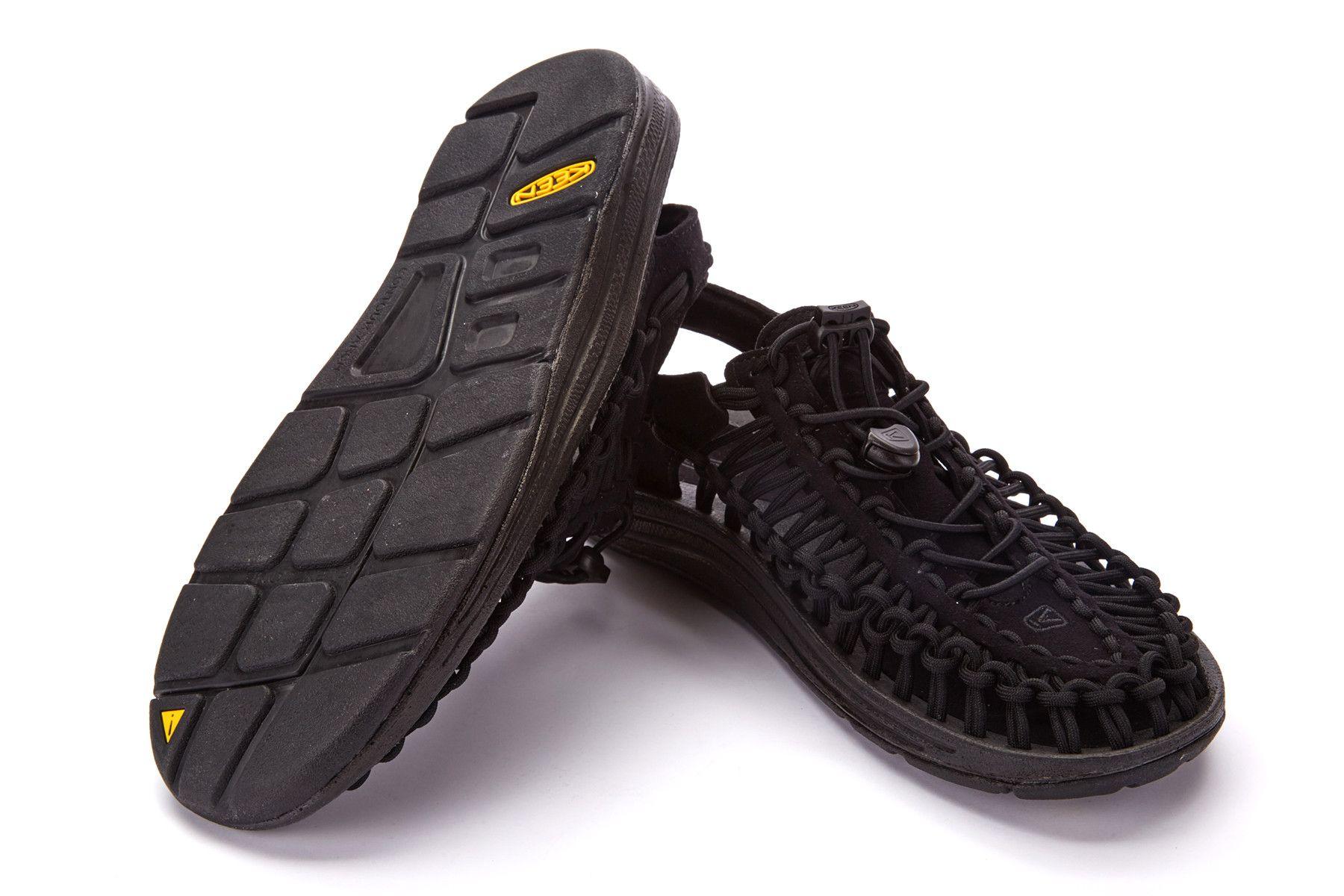 Black sandals grunge -  Women S Sport Sandals Keen Uneek Black