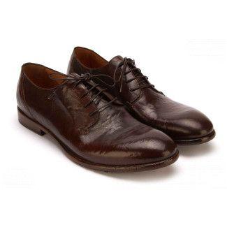 Lace Up Shoes Anatol B.Taupe-000-012477-20
