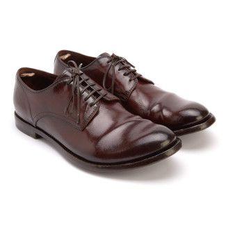 Derby Shoes Anatomia 60 Bordo-000-012503-20