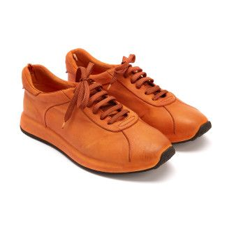 Sneakers Race 023 Pumpkin-000-012509-20