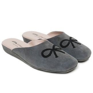 Womens Slippers Apia 17310 Urbangrey