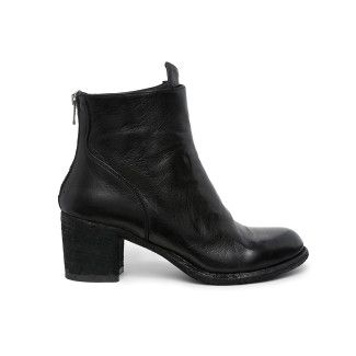 Women's Ankle Boots Officine Creative Varda 042 Nero
