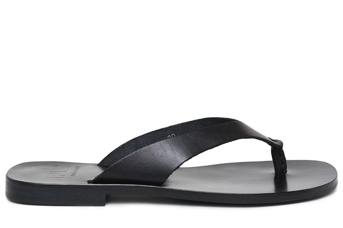 Women's Flip Flops APIA Japan Nero