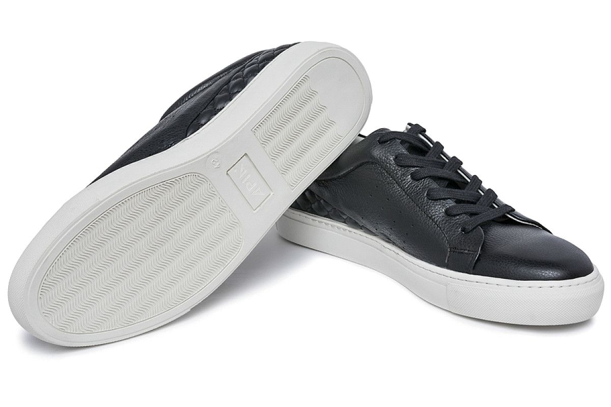 Men's Sneakers Apia 1513 Black