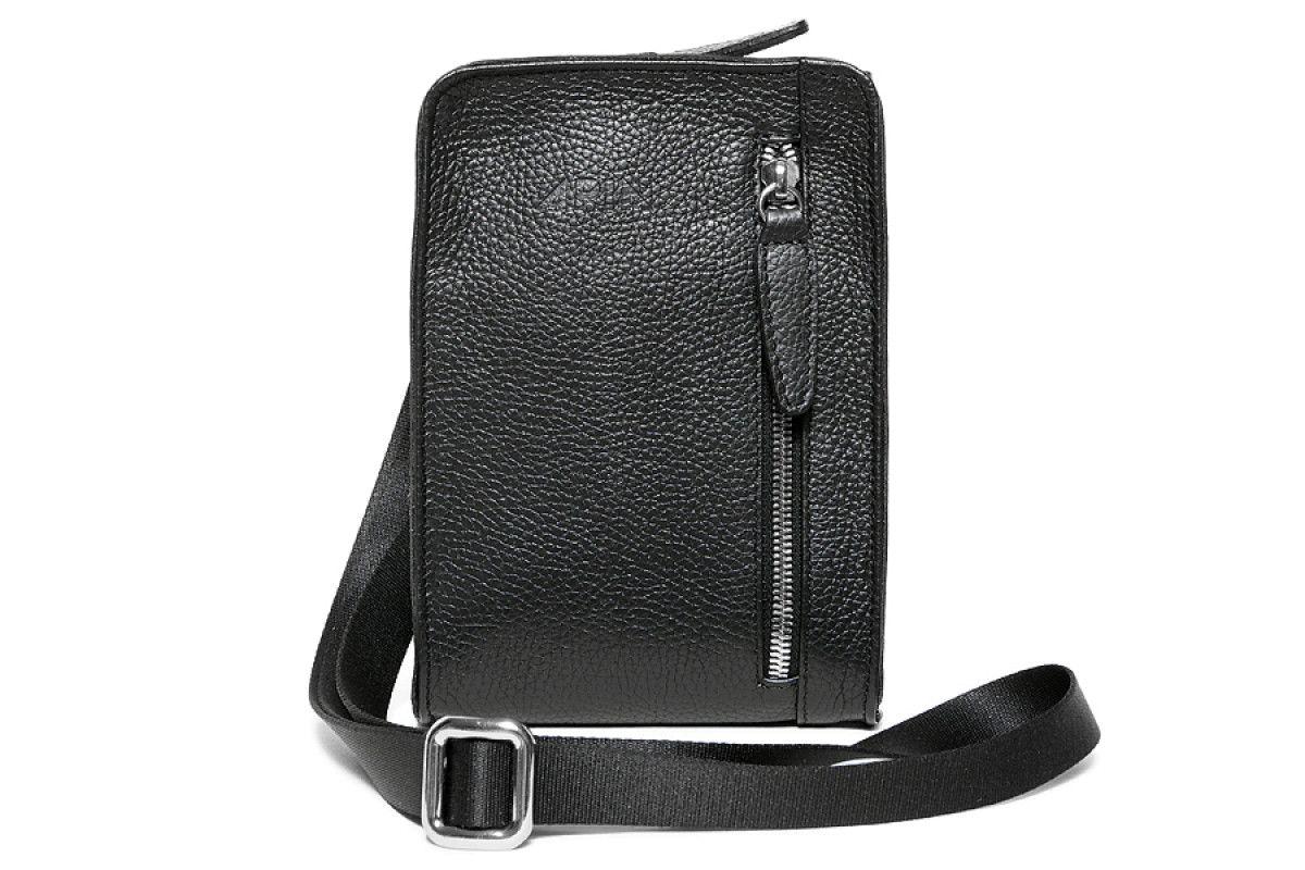 Unisex Bag APIA Torba 143 Robertone Nero