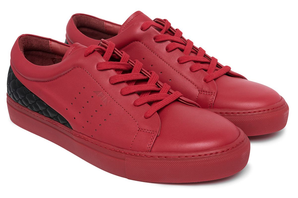 Men's Sneakers APIA 1513 Red