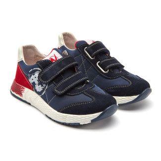 Sneakers Jesko Navy/Red-001-002103-20