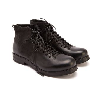 Lace Up Boots Aleksander 23 Nero-000-012373-20