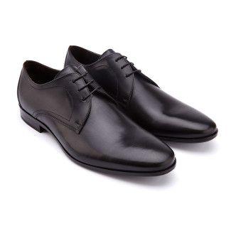 Derby Shoes Ancona Stella Nero-000-012109-20