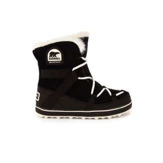 Insulated Boots Glacy Explorer Shortie Black-001-001280-20