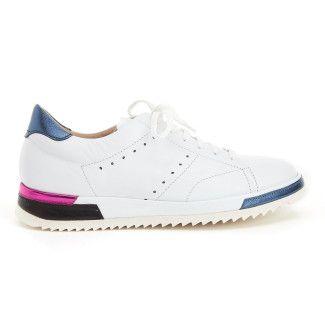 Sneakers Rema Nap. Bianco-000-012630-20