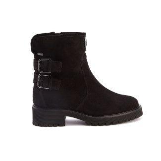 Biker Boots 8-102422 Schwarz-001-001575-20