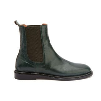 Chelsea Boots 2424 Green-000-012825-20