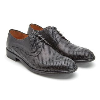 Derby Shoes Paulo Nero-000-012736-20
