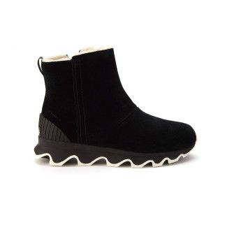 Insulated Boots Kinetic Short Blk-001-001299-20