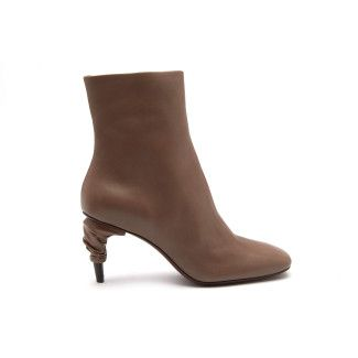 Ankle Boots Rondha 011 Walnut-000-012929-20